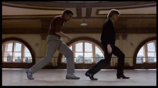 "Gregory Hines & Mikhail Baryshnikov: ""Duo Dance"" (White Nights 1985) [HD]"