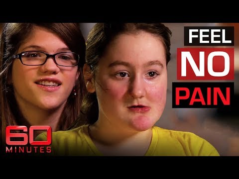 People who feel no pain but suffer enormously | 60 Minutes Australia