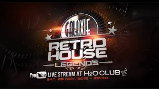 Galaxie Retro House Legend's -  V.I.N.C.E (06.04.2019)
