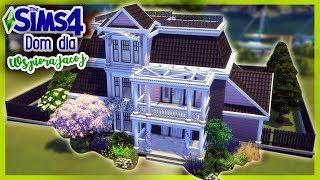 DOM DLA WSPIERAJĄCEJ - Willa w Brindleton Bay - The Sims 4 Speed Build - NO CC