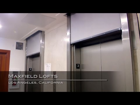Maxfield Lofts Testimonial | DSI 600 Elevator Smoke Curtain