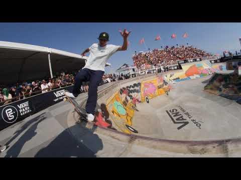 Vans Park Series; Huntington Beach Surf Open 2018