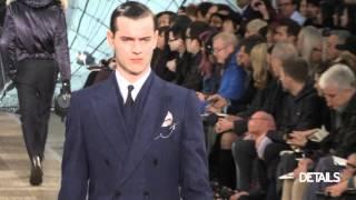 Louis Vuitton Fall 2012 Menswear Runway Recap