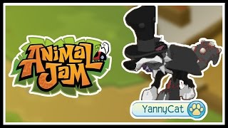 how to wear member items as a non member   animal jam
