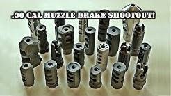 .308 Muzzle Brake Shootout!