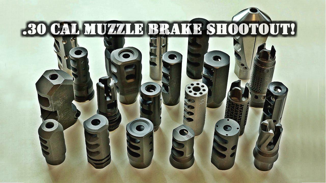 308 Muzzle Brake Shootout!