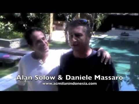 Daniele Massaro - AC Milan Glories coming to Indonesia in September