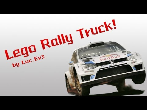 Rally Truck! LEGO MINDSTORMS - Luc.Ev3