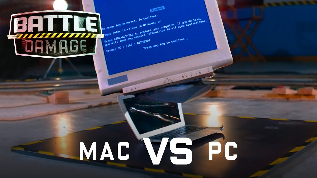mac vs pc ultimate showdown wired s battle damage