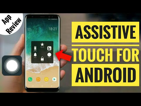 Assistive Touch For Android || Tamil Data Tech