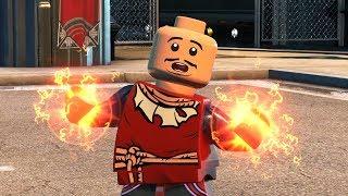 LEGO DC Supervillains - Infinity War Wong!