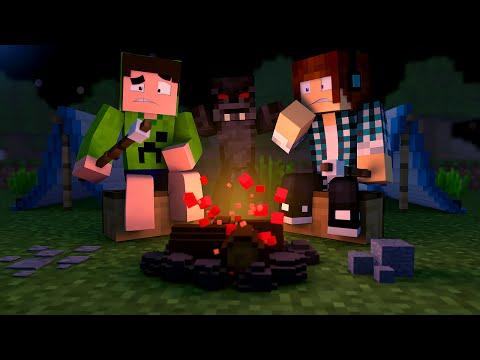 Minecraft: LOBISOMEM No Acampamento   !! - Aventuras Com Mods #07