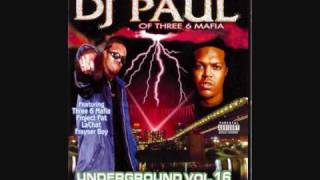 DJ Paul - King Of Kings (feat. Hypnotize Camp Posse)