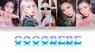 MAMAMOO 마마무 GOGOBEBE 고고베베 5 MEMBER VERS You as a Member