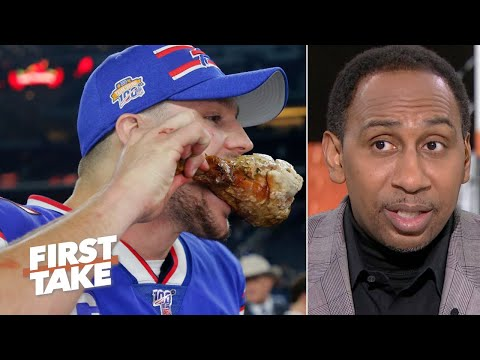 Bills QB Josh Allen showed a lot of promise against the Cowboys – Stephen A. | First Take