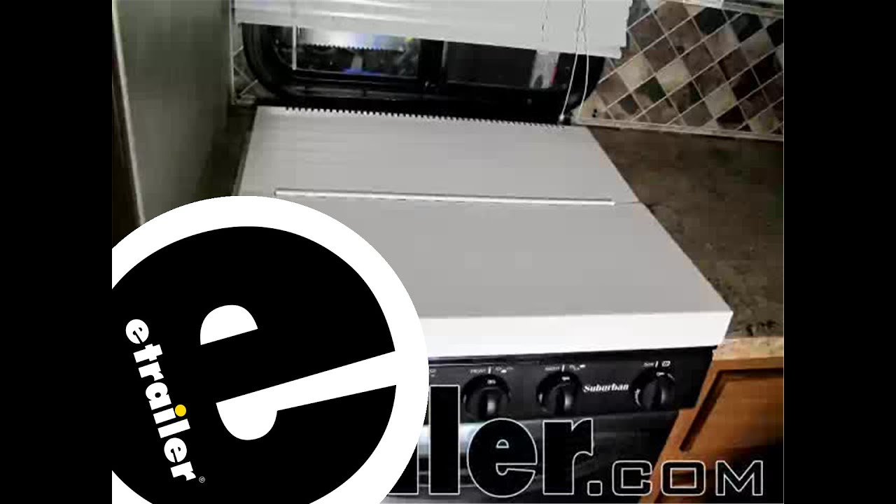 Stove Top CoversFull Image For Electric Range