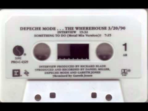 Depeche Mode  Something To Do Metal Mix