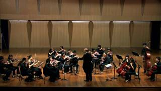 Joseph Haydn  Serenade for Strings • NAFA String Orchestra  Volker Hartung, conductor