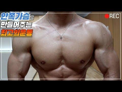 (ENG SUB) [가슴운동루틴] 헬스 초보자 안쪽가슴 키우는 운동 5가지 자세 방법 노하우 | 운동자극 | 가슴루틴 | 가슴펌핑