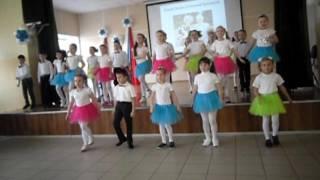 """Фестиваль песни в начальной школе, песня из к/ф """"Приключение Электроника"""""""