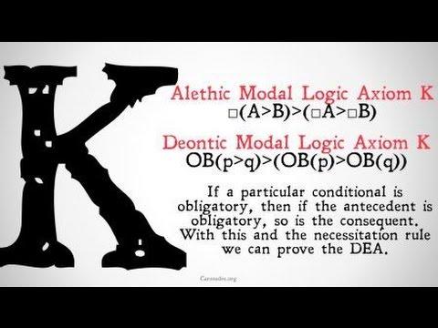 Axiom K in Deontic Logic