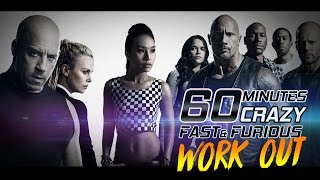 👙 60 Mins CRAZY Fast and Furious Dance Workout for weight loss | Burn 750 Calories |Michelle Vo |
