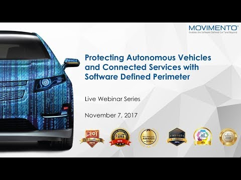 Protecting Autonomous Vehicles and Connected Services with Software Defined Parameter