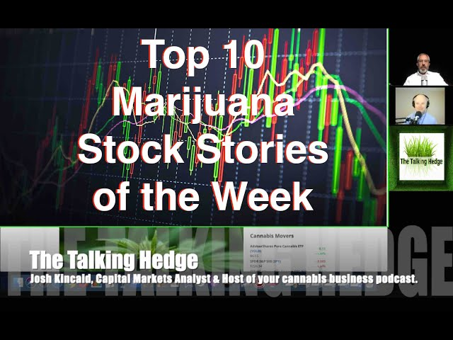 Top 10 MJ Stock News Stories of the Week