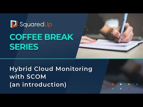Webinar: Hybrid Cloud Monitoring (introduction)