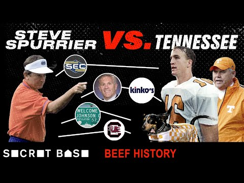 Steve Spurrier, one of Tennessees greatest sons, became its most hated enemy | Beef History