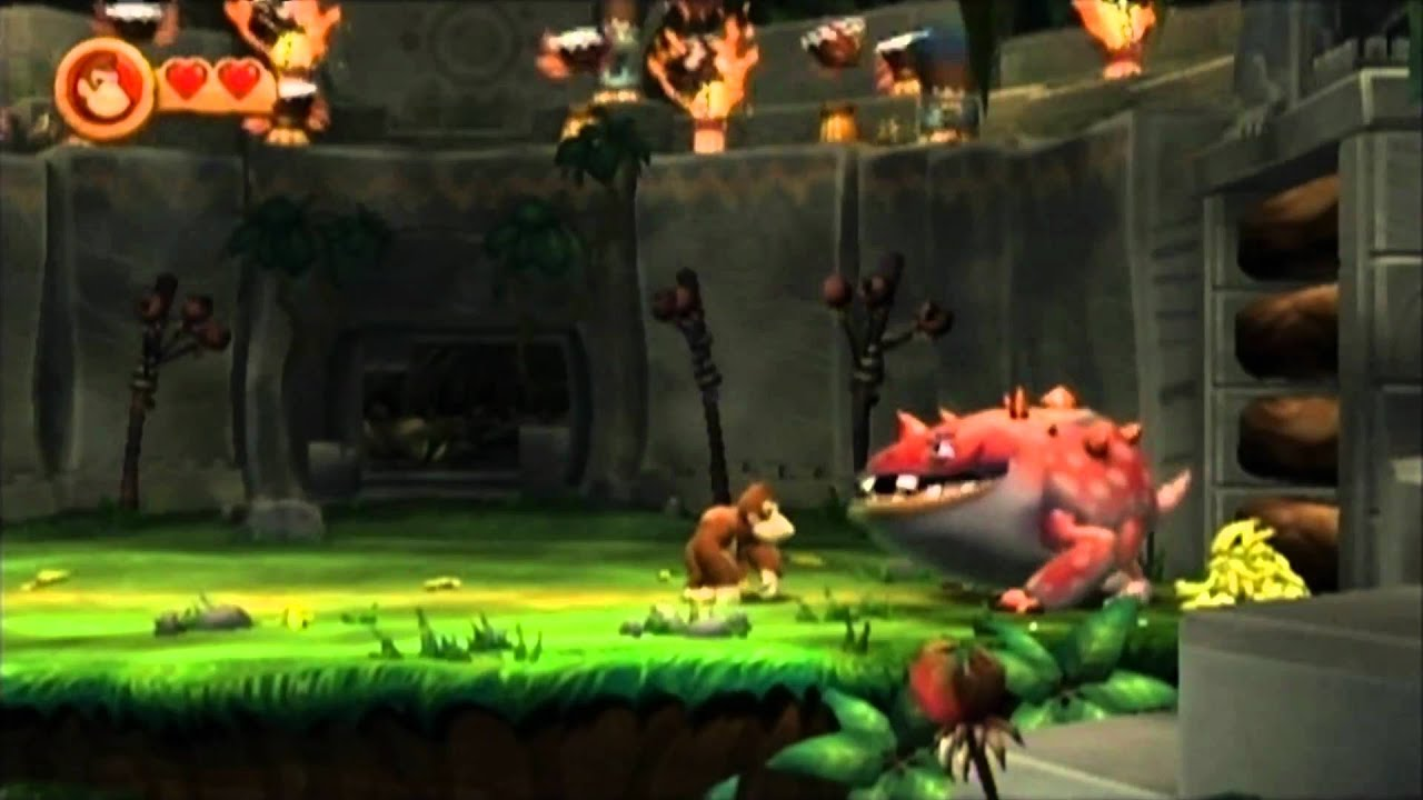 Donkey Kong Country Donkey Kong Country Re...
