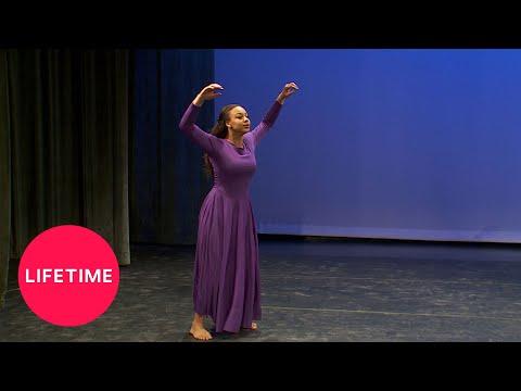 "Dance Moms: Full Dance: Nia's ""No Regrets"" Solo (Season 7, Episode 18) | Lifetime"