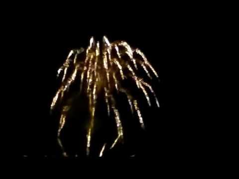 Fireworks 4th of july J. Antonio Lopez