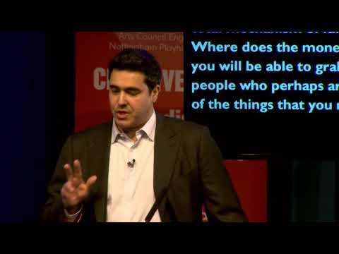 Raj Tulsiani, Green Park recruitment | Creative Case: leading diverse futures