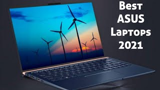 Best Asus Laptops  2021