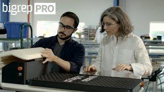BigRep PRO Industrial 3D Printer for Engineering-Grade Applications