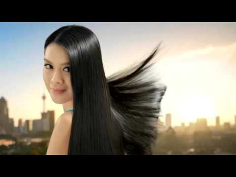 Silk-n-Shine Hair Coat TVC - Myanmar