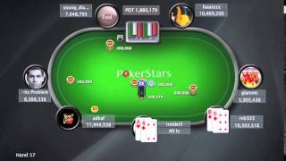 Sunday Million 15/6/2014 - Online Poker Show | PokerStars.com