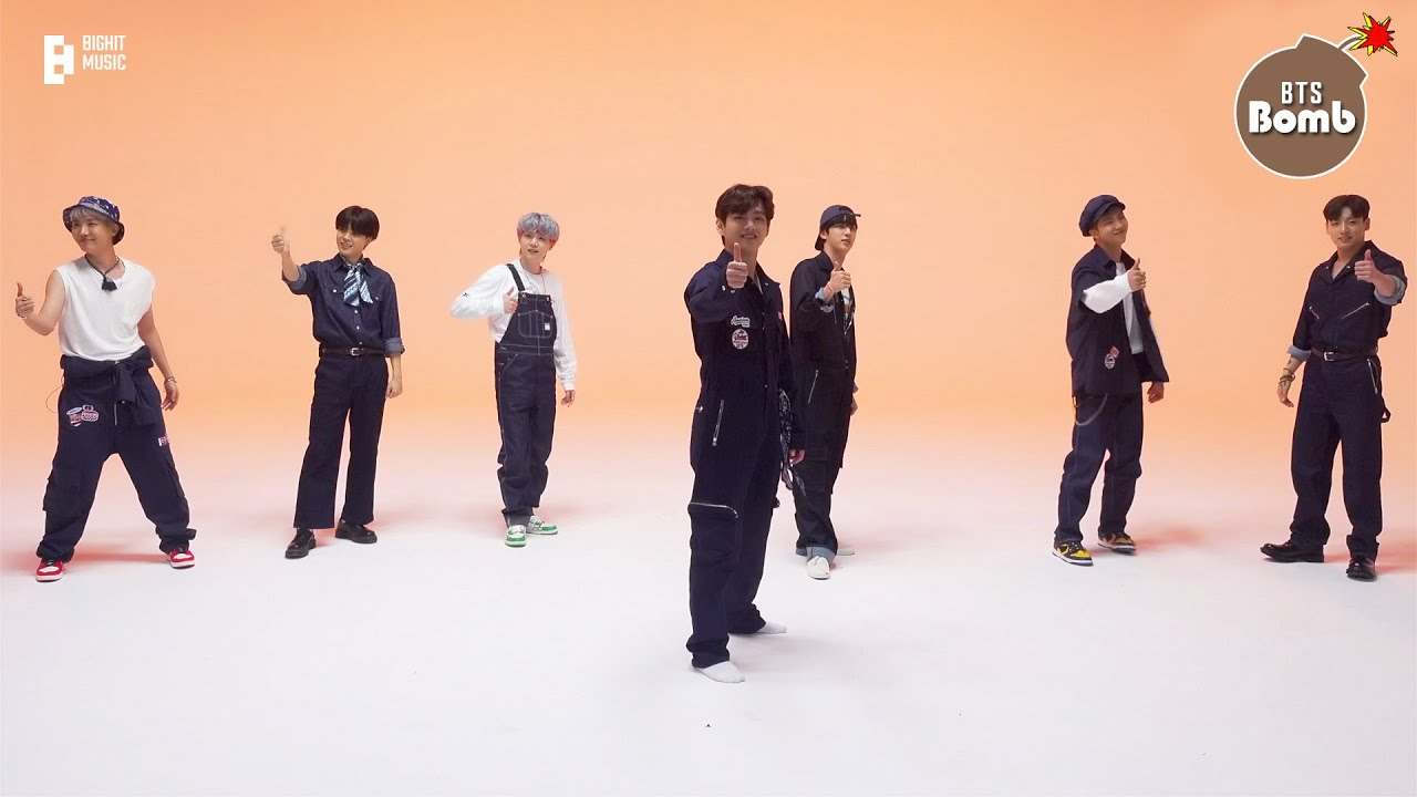 Download [BANGTAN BOMB] 'Permission to Dance' Stage CAM (BTS focus) @ P. to. D PROJECT - BTS (방탄소년단)