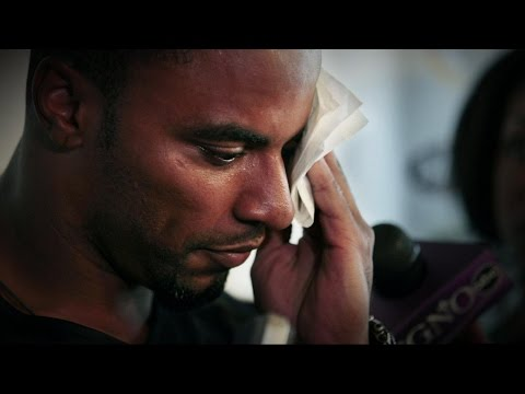 Ex-NFL Star Darren Sharper Accused of Being a Serial Rapist
