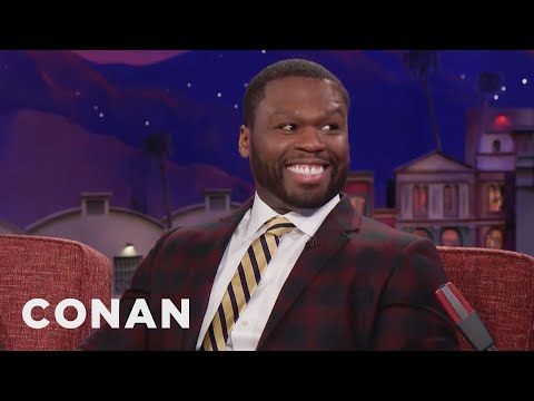 Curtis '50 Cent' Jackson: Trump Has The Attitude Of A Rapper  - CONAN on TBS