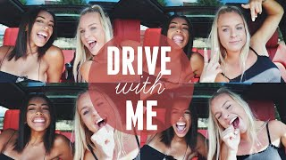 DRIVE WITH ME: Throwback Playlist