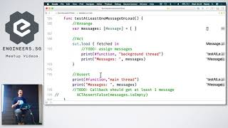 Synchronous Unit Tests - iOS Dev Scout