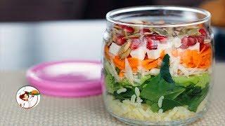 «Витаминный» Салат на зиму с капустой, помидорами, перцем и огурцами! Выручает хозяек.