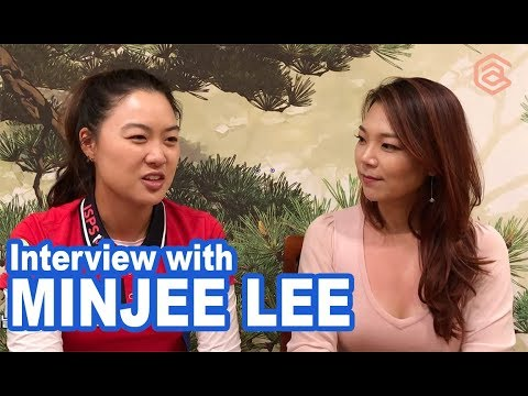 Interview with LPGA Tour Player: Minjee Lee 이민지 | Golf with Aimee
