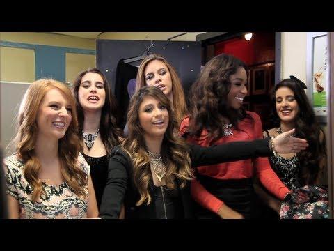 Vervegirl Mirror In The Bathroom: Fifth Harmony