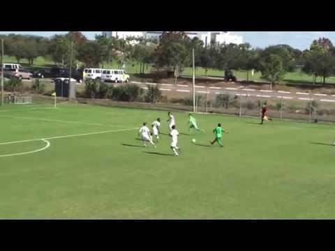 Ricardo Rivera Soccer Recruiting Video 2015 - 2016