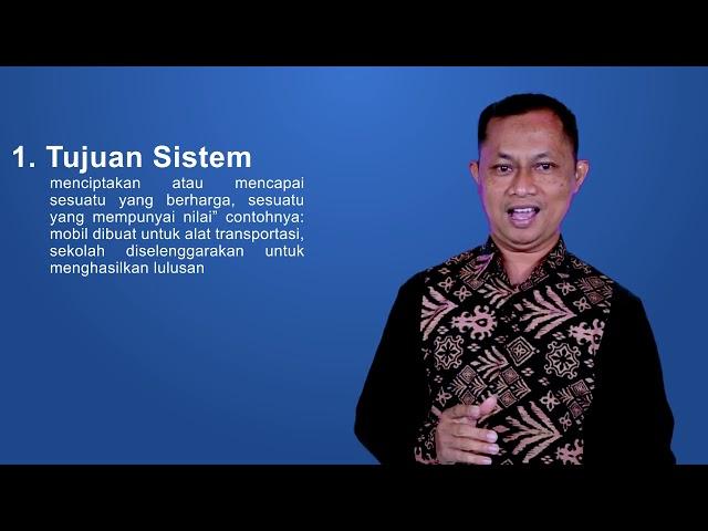 Dr. Suryadi, M.Pd. - Teori Sistem