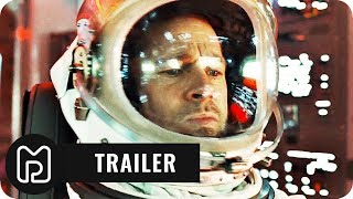 AD ASTRA Trailer Deutsch German (2019)