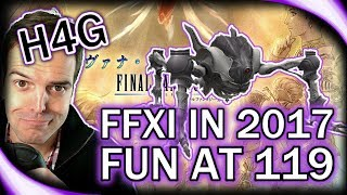 FFXI in 2017 - Getting Into the New Game!